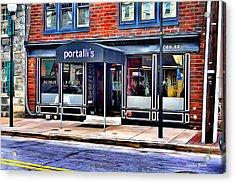 Portalli's Acrylic Print by Stephen Younts