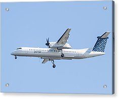 Porter Airlines Acrylic Print