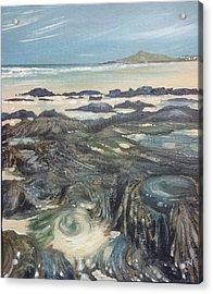 Porthmeor Beach  Acrylic Print