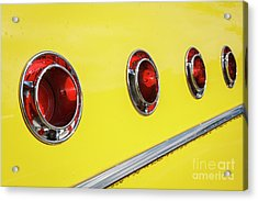 Acrylic Print featuring the photograph Portholes by Dennis Hedberg