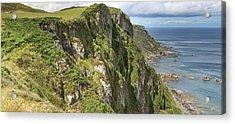 Portkill Cliffs Acrylic Print