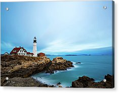 Portland Head Light 1 Acrylic Print