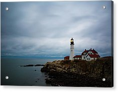 Portland Head Light 2 Acrylic Print
