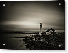 Portland Head Light 3 Acrylic Print
