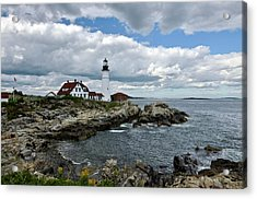Portland Head Light, Starboard Acrylic Print