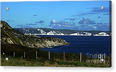 Acrylic Print featuring the photograph Portland To Weymouth  by Baggieoldboy