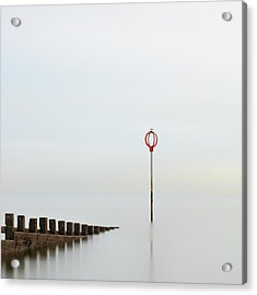 Acrylic Print featuring the photograph Portobello by Grant Glendinning