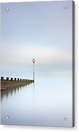 Portobello Long Exposure Acrylic Print