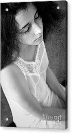 Portrait #7493 Acrylic Print