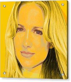 Portrait C1 Acrylic Print