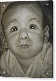 Portrait Commission Acrylic Print