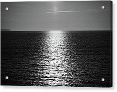 Portstewart Sunset Acrylic Print