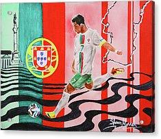 Portugal Acrylic Print