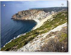 Portuguese Coast Acrylic Print by Andre Goncalves
