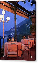 Positano, Beauty Of Italy - 05 Acrylic Print