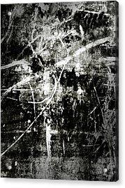Possessed Acrylic Print by Wim Lanclus