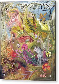 Possession Acrylic Print