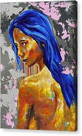 Post Synthetique II Acrylic Print