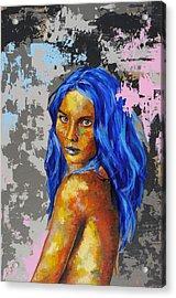 Post Synthetique Iv Acrylic Print