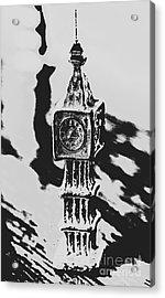 Postcards From Big Ben  Acrylic Print
