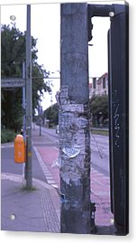 Posts And Towers In Berlin Acrylic Print