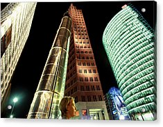 potsdamer platz berlin photograph by brad rickerby. Black Bedroom Furniture Sets. Home Design Ideas