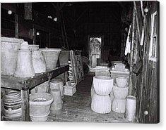 Potting Barn Of Maine Acrylic Print