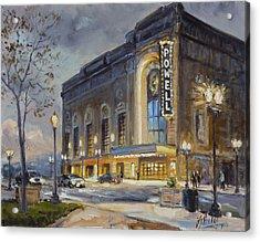 Powell Symphony Hall In Saint Louis Acrylic Print