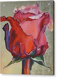 Acrylic Print featuring the painting Power by Eva Konya