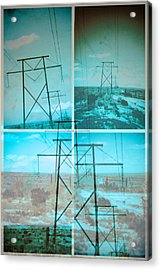 Power Line Patriots Acrylic Print