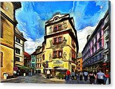 Prague #2 Acrylic Print