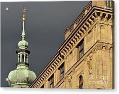 Prague-architecture Acrylic Print