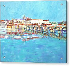 Prague II Acrylic Print