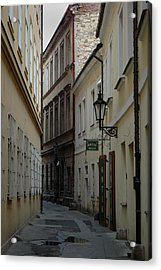 Acrylic Print featuring the photograph Prague by Steven Richman