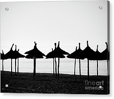 Praia Salema Acrylic Print