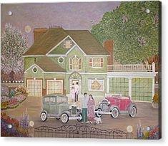 Prairie Jewel Acrylic Print