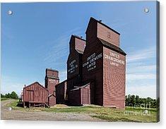 Prairie Sentinels I Acrylic Print
