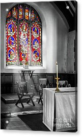 Acrylic Print featuring the photograph Prayers And Hope by Adrian Evans