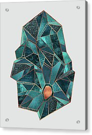 Precious 1 Acrylic Print by Elisabeth Fredriksson