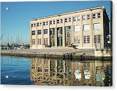 Prefecture Marin, Toulon Acrylic Print