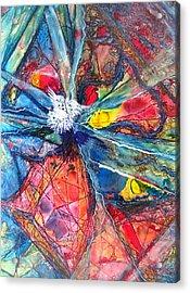 Prelude Acrylic Print by David Raderstorf