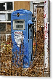 Acrylic Print featuring the photograph Premium by David King