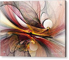 Presentiments Acrylic Print