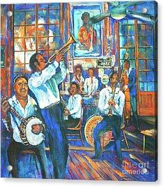 Preservation Jazz Acrylic Print