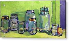 Preserving Color Acrylic Print by Catherine Martzloff