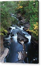 Presque Isle River Acrylic Print