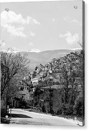 Pretoro - Landscape Acrylic Print