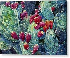 Prickly Pear 2 Acrylic Print