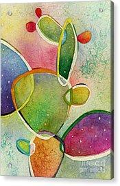 Prickly Pizazz 2 Acrylic Print by Hailey E Herrera