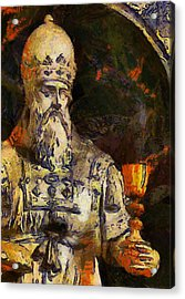 Priest Acrylic Print